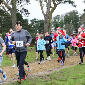 Fun Run attracts large numbers