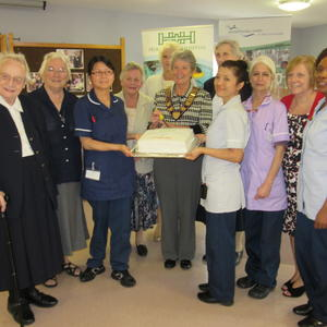 Local nurses receive thanks